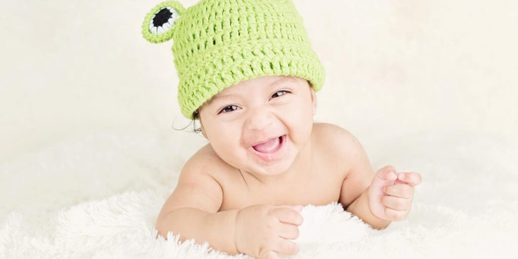 Mahir's 4.5 month baby shoot
